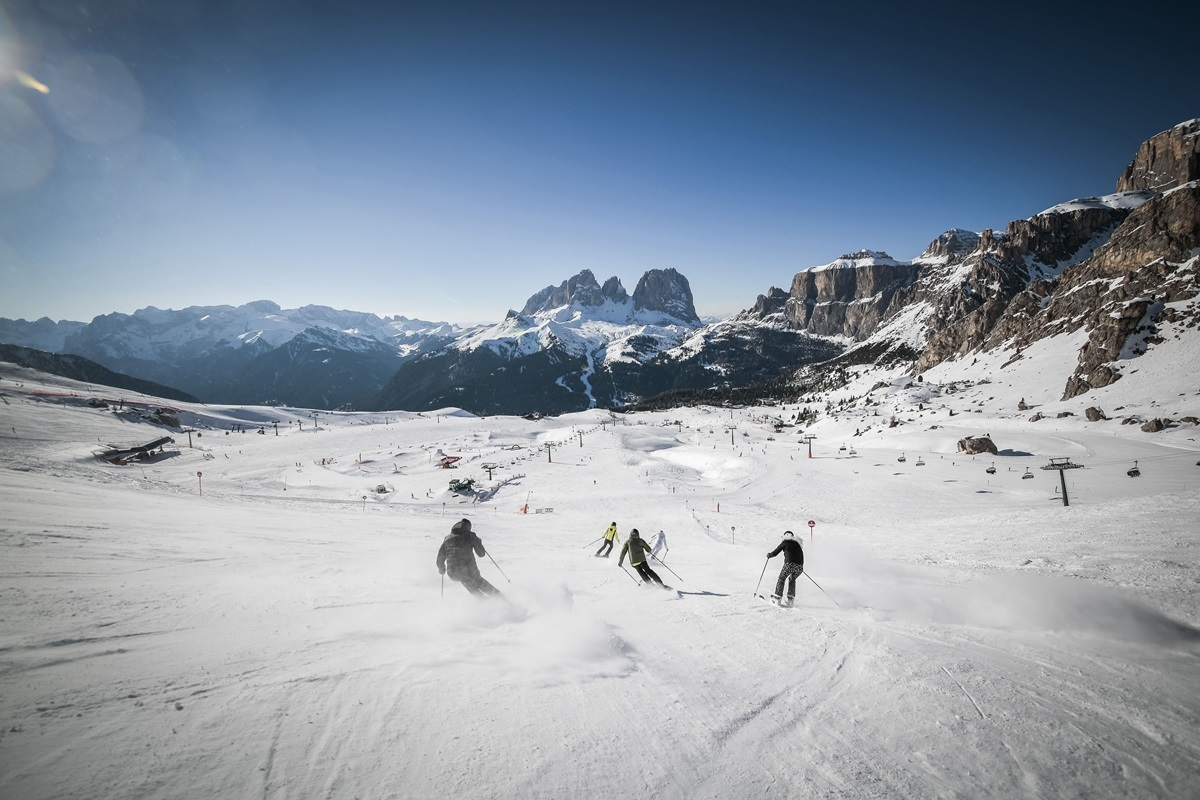 Tour of the 4 Mountain Passes - Sellaronda