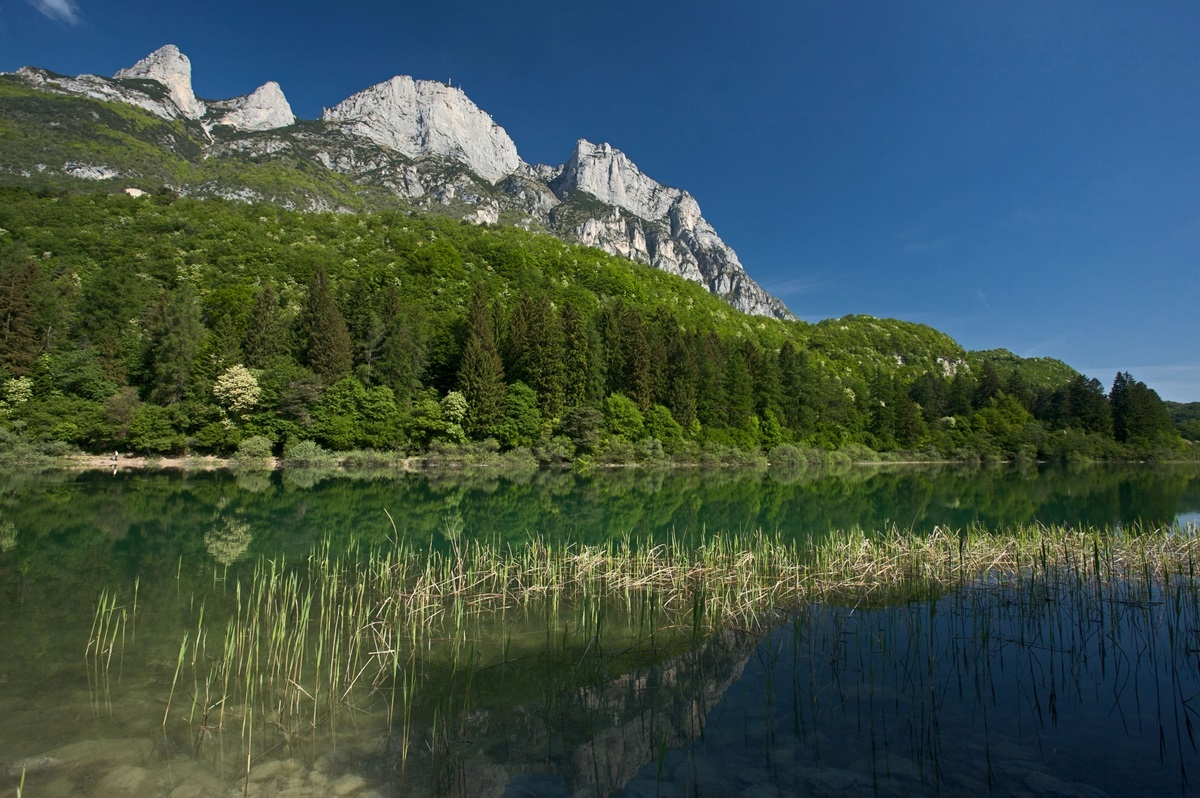 Lakes of Lamar near Trento
