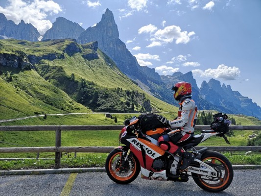 Trentino by Motorcycle