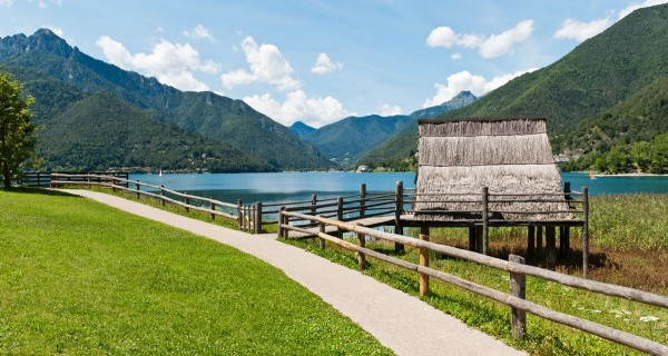 Lake Ledro and Pile-dwelling Museum